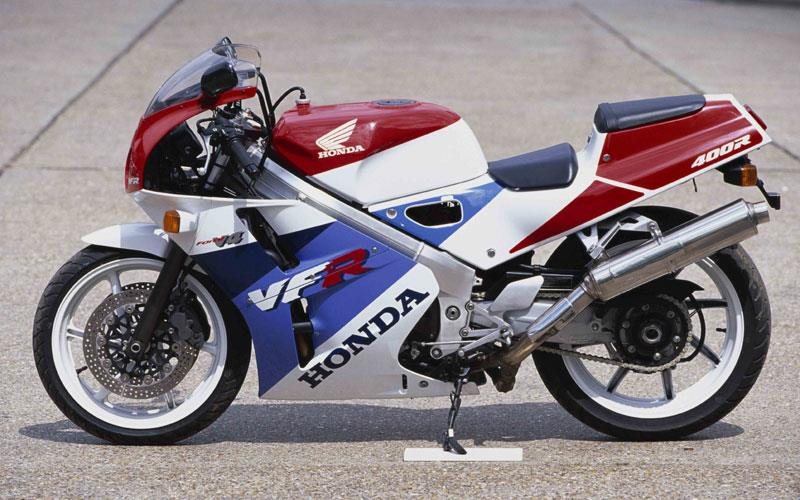 honda vfr400 (1988-1994) review | mcn
