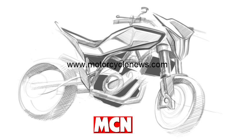 husqvarna reveals new 900cc parallel twin road bike sketches