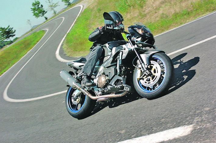 Insure your dream bike: Aprilia Tuono 1000R