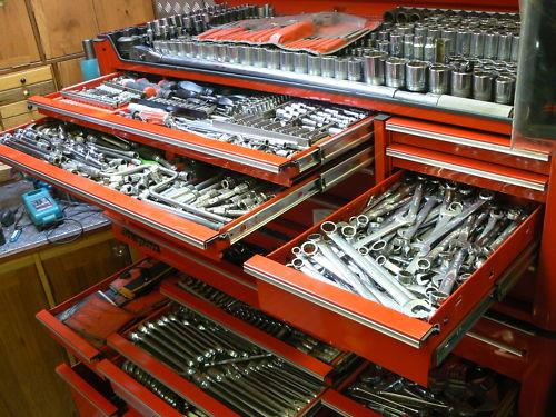 The 26 000 tool kit mcn for Online garage design tool