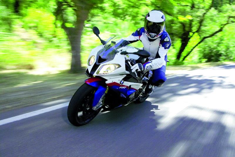 BMW Motorrad Finance.