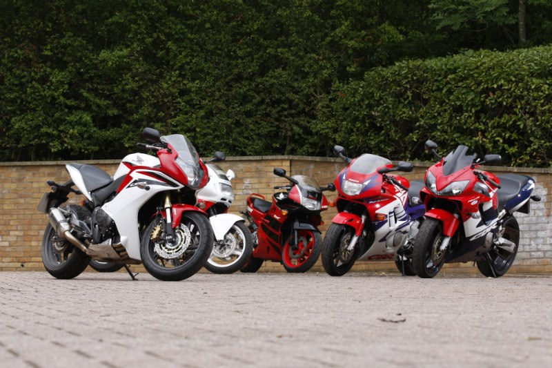 Is the new Honda CBR600 worthy of the name?