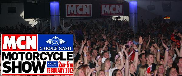 MCN Live! and MCN London shows