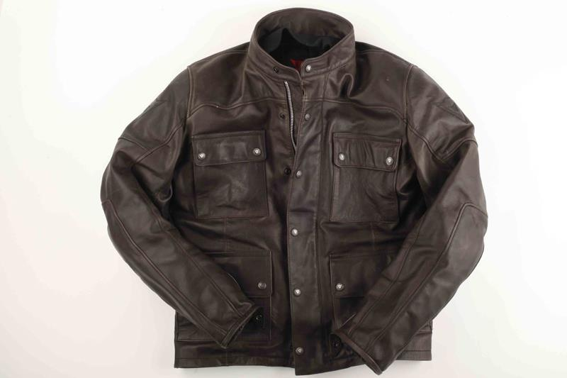 Jacket review: Dainese Maverick