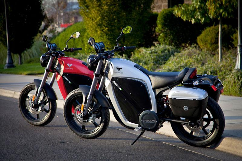 Electric Motorcycle Manufacturer Brammo Has Started Production In Hungary