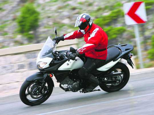 SUZUKI DL650 V-STROM ABS (2011-on)