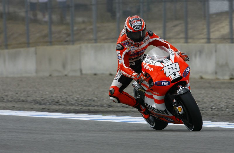 Us Motogp Nicky Hayden Expects To Race Old Ducati Mcn
