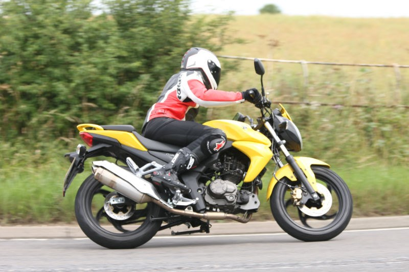 SYM WOLF (2011-on) Review | Owner & Expert Ratings | MCN
