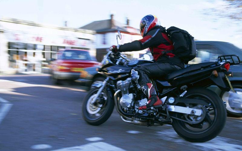 Suzuki Bandit 600 is misfiring