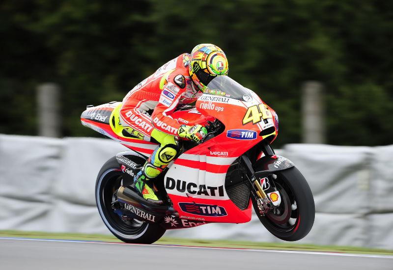 220mph Motogp Bikes Not Dangerously Fast Say Rossi And Stoner Mcn