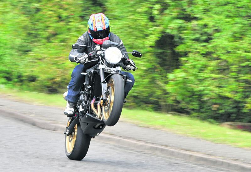 Suzuki Motorcycle Dealership London
