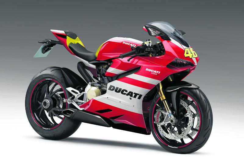 ducati's 2012 superbike: the superquadro or panigale | mcn