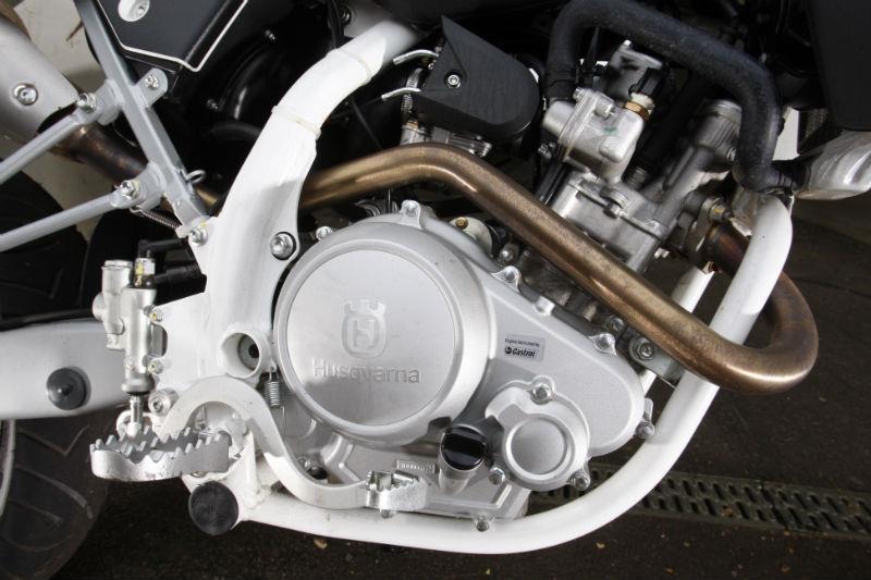 Moto Fosti Husqvarna 125 Sms125-6