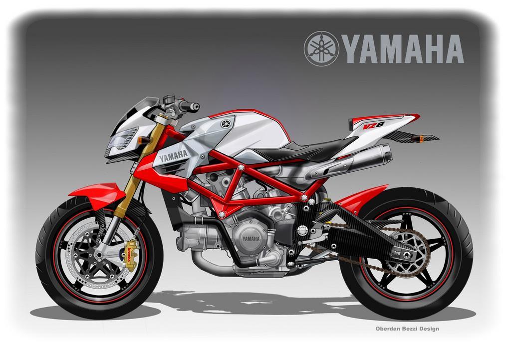 Yamaha VZ8 Concept | MCN