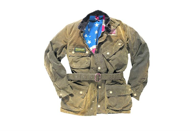 Summer Motorcycle Jacket >> Barbour Rexton waxed jacket | MCN