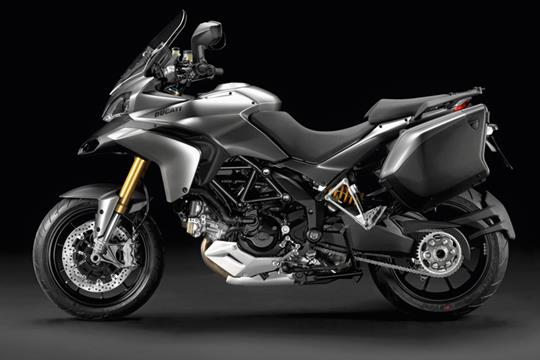 New titanium colour for 2012 Ducati Multistrada | MCN