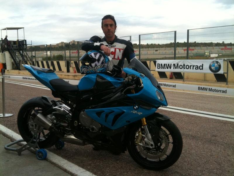 New 2012 BMW S1000RR ridden   MCN