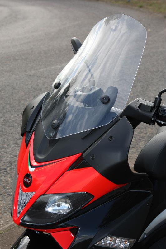 aprilia sr max 300 2011 2012 review specs prices mcn. Black Bedroom Furniture Sets. Home Design Ideas