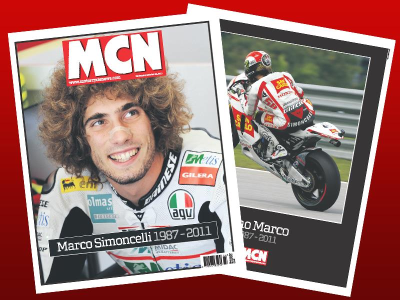New MCN October 26: Marco Simoncelli 1987-2011 | MCN