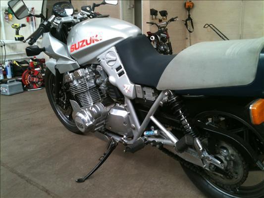 Yamaha Fazer FZX700