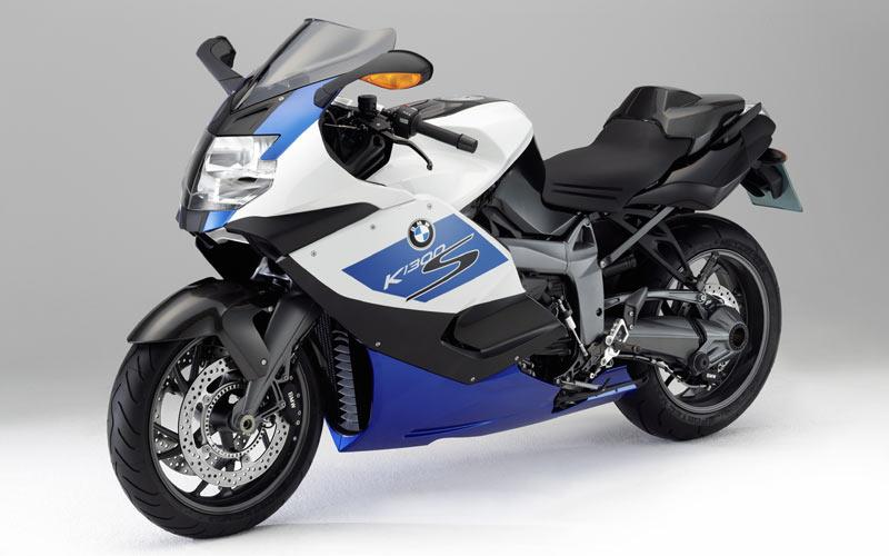 Bmw K1300s Special Edition With Bmw Hp Package Mcn