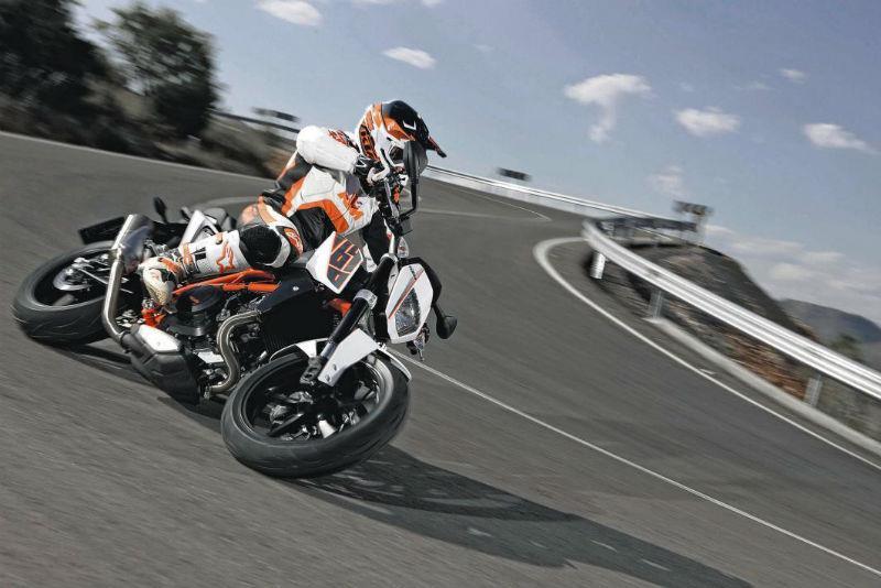 2012 Ktm Duke Most Potent Single Cylinder Road Bike Ever Mcn