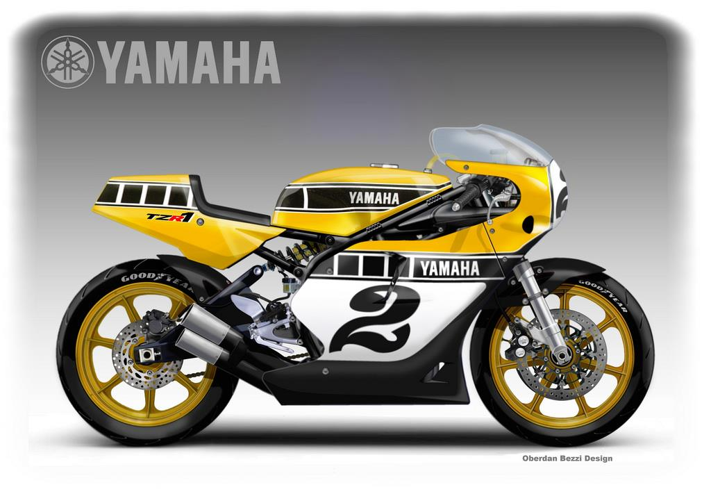 Yamaha TZR-1 King Kenny concept | MCN