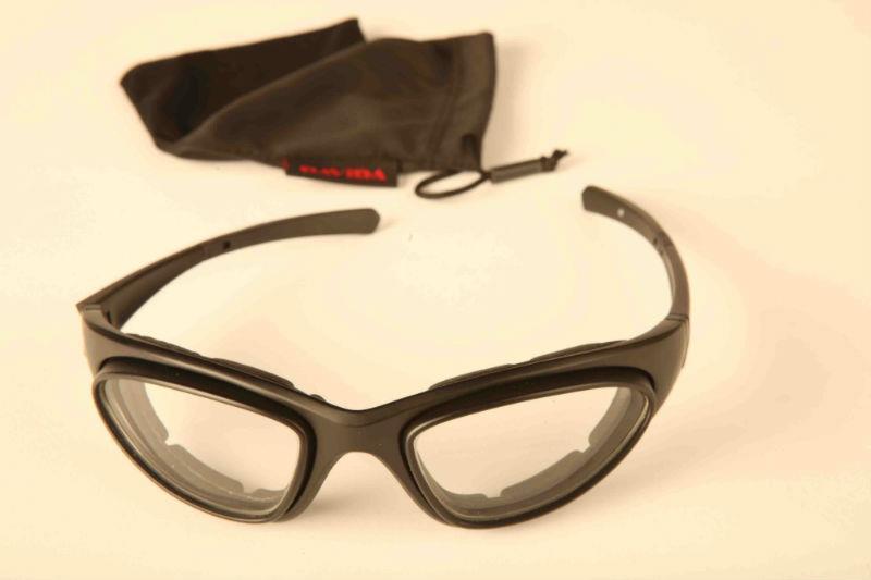 Prescription Photochromic Davida WRS74 goggles