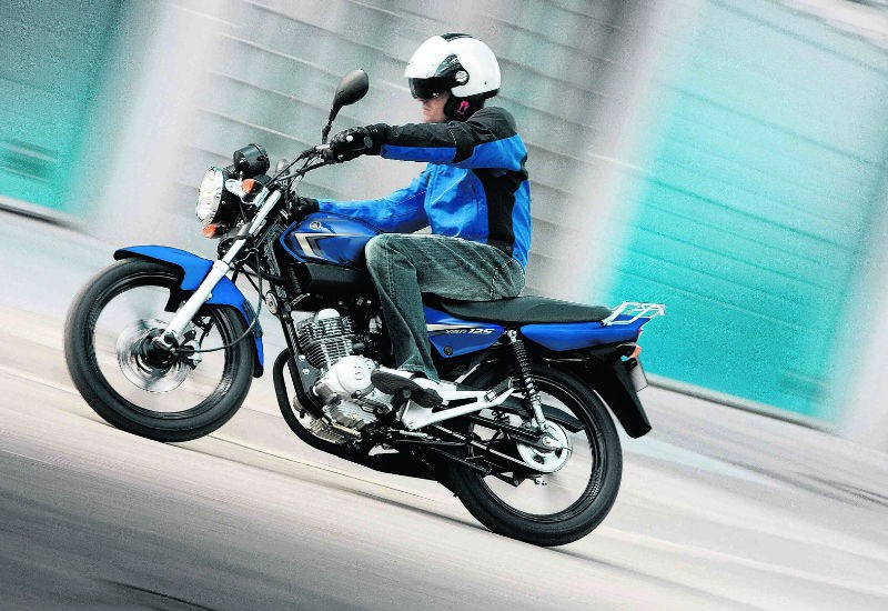 Yamaha YBR 125's revs won't drop