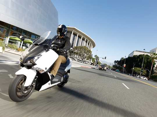 YAMAHA TMAX 500  (2012-on)