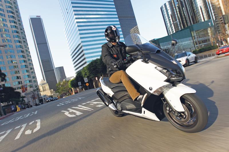 Yamaha Tmax Fuel Consumption
