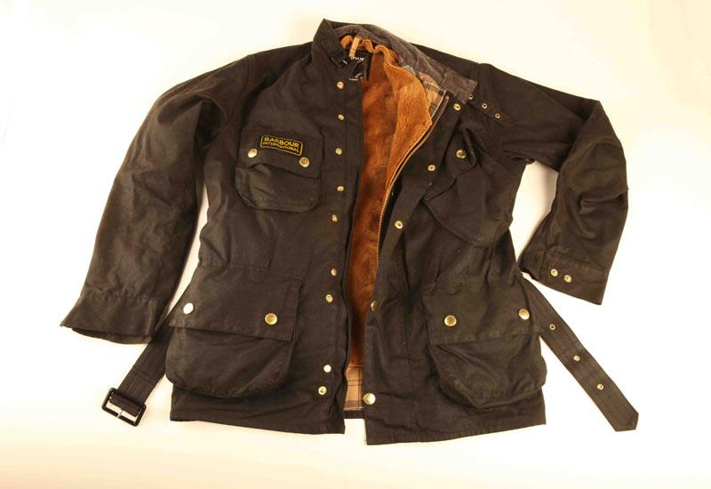 Barbour International Original jacket and Warm-pile liner | MCN