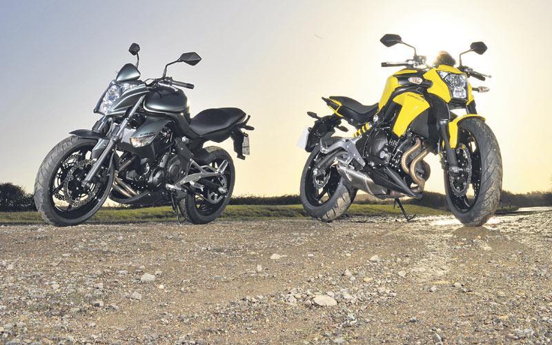 2012 Kawasaki Er 6n Vs 2011 Kawasaki Er 6n
