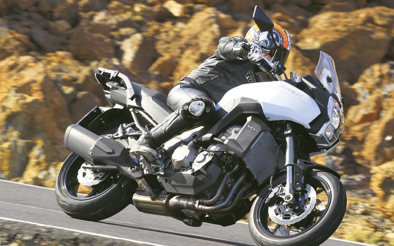 Suzuki Versys Review