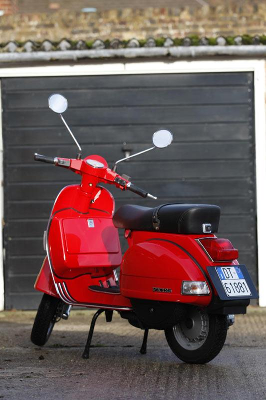 Petrol Smell Scooter