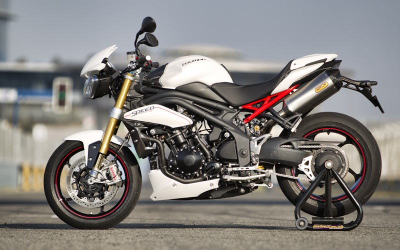 Peachy Triumph Speed Triple 1050 R 2012 On Review Ibusinesslaw Wood Chair Design Ideas Ibusinesslaworg