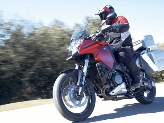 HONDA CROSSTOURER 1200  (2012-on)