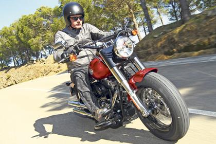 HARLEY-DAVIDSON SOFTAIL SLIM (2012-on)
