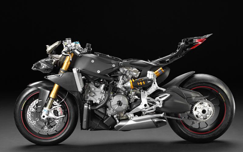 First pictures of Ducati 1199 Panigale | MCN