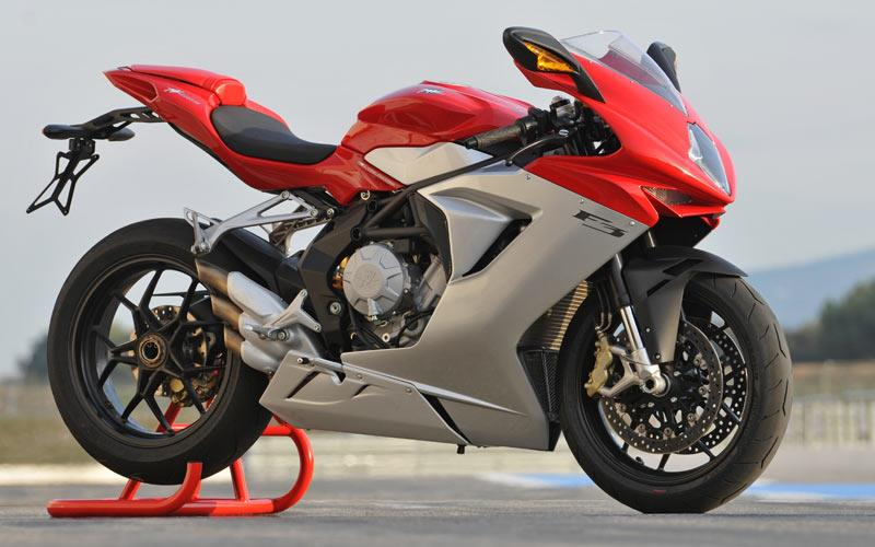 MV-AGUSTA F3 675 (2012-on) Review | MCN