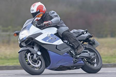 Bmw K1300s Hp First Ride
