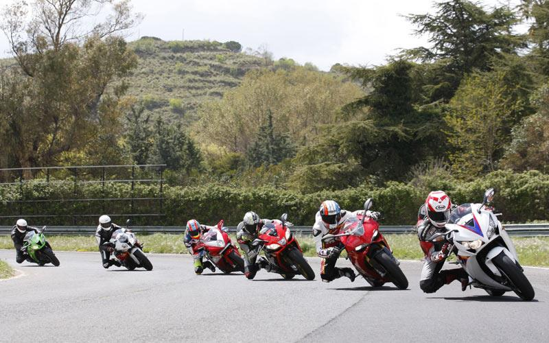 Ducati 1199 Panigale Vs Rivals At A Glance