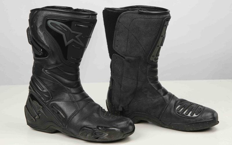 boot review alpinestars smx gore tex mcn. Black Bedroom Furniture Sets. Home Design Ideas