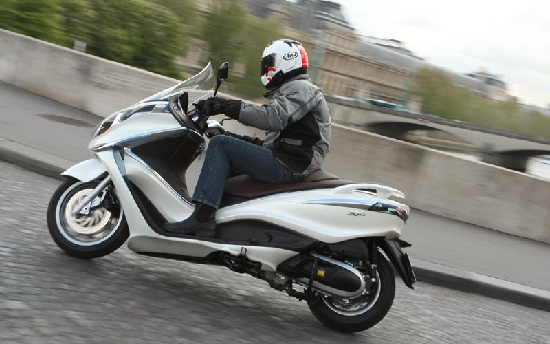 Piaggio X10 350 2012 On Review Mcn