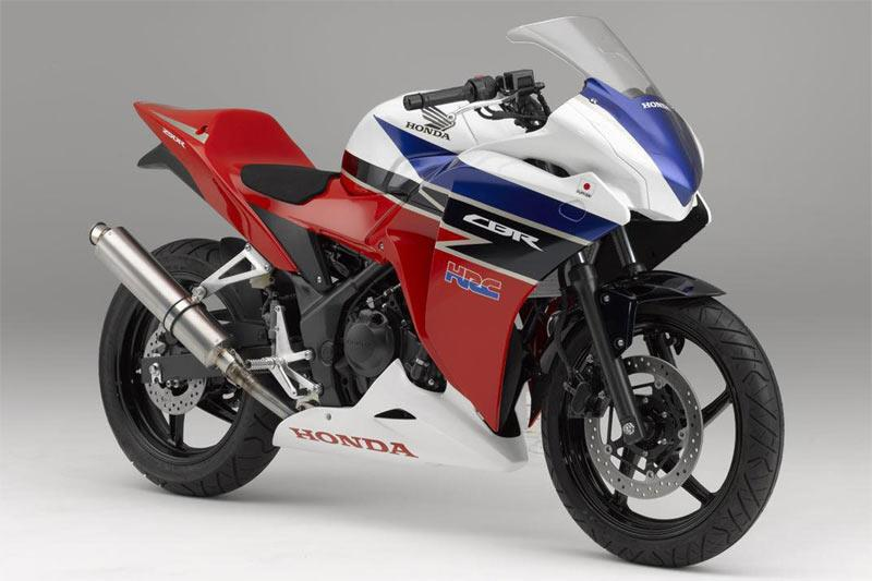 Honda CBR250R gets race kit | MCN