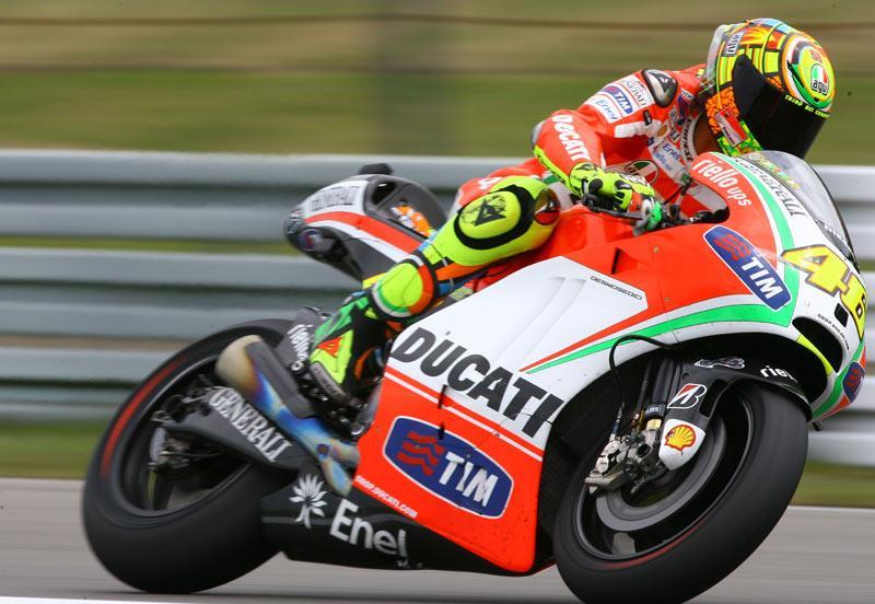 Assen MotoGP: Valentino Rossi urges Ducati action   MCN