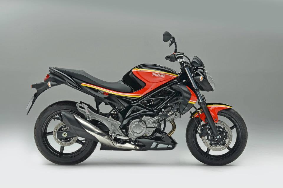 Suzuki Gladius Specs Mcn