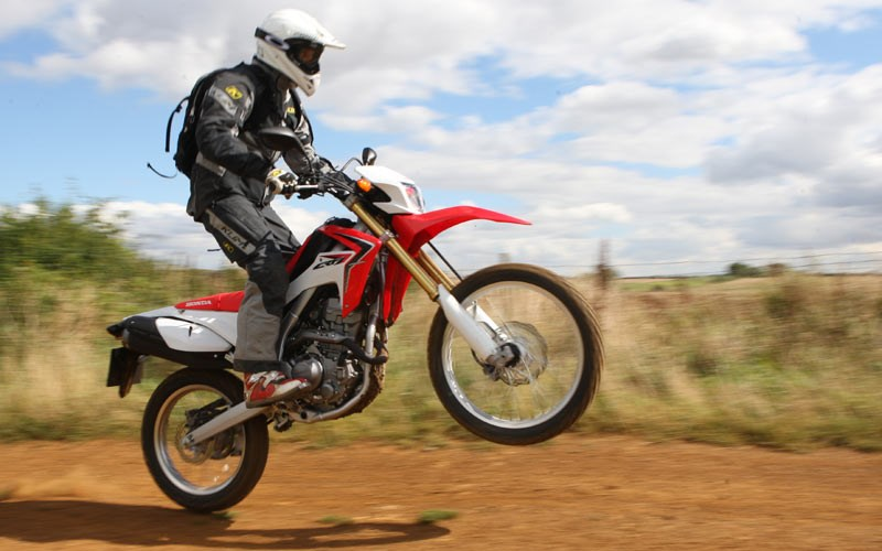 HONDA CRF250L (2012-on) Review | Speed, Specs & Prices | MCN