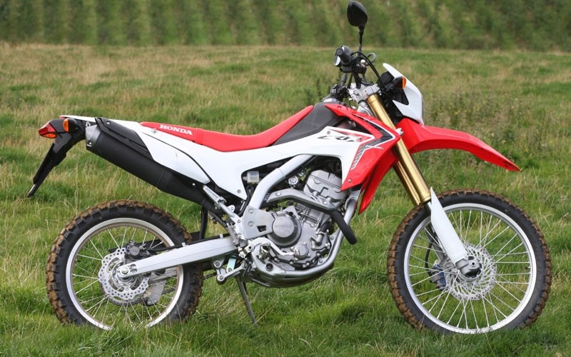 Excellent Honda Crf250L 2012 On Review Speed Specs Prices Mcn Machost Co Dining Chair Design Ideas Machostcouk