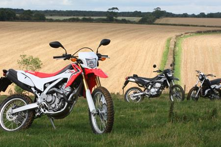 Astounding Honda Crf250L Vs Rivals At A Glance Gmtry Best Dining Table And Chair Ideas Images Gmtryco